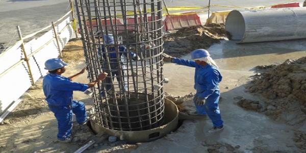 احداث تقاطع غیر هم سطح در سه راه جهانبار شهر بندرعباس